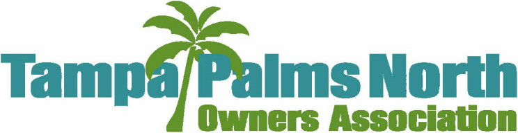 Tampa Palms North Owner's Association